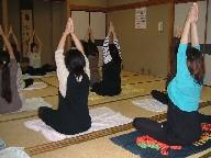 マタニティヨ-ガ教室 岐阜