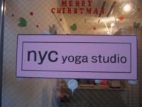 nyc  yoga studio