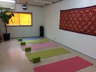 yoga studio KALANI